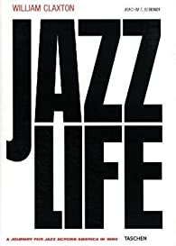 Jazzlife : A journey for jazz accross America in 1960, édition français-anglais-allemand (1CD audio) par Joachim-Ernst Berendt