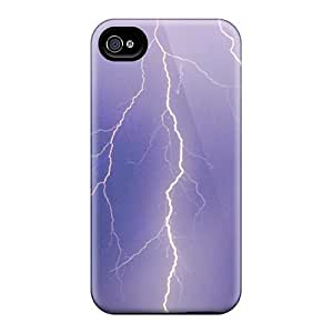 Awesome Design Lightning Hard Case Cover For Iphone 4/4s