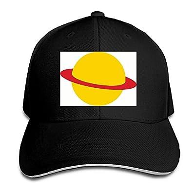 Jupiter Custom Sandwich Peaked Cap Unisex Baseball Hat