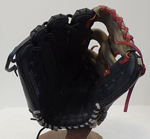 """Preowned DeMarini 12.5"""" Baseball Glove Model """"Insane Dedication"""" - Left Hand Thrower, Broken In and Game Ready (Free Shipping)"""