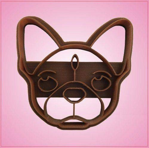 Embossed French Bulldog Cookie Cutter-One Piece Only -