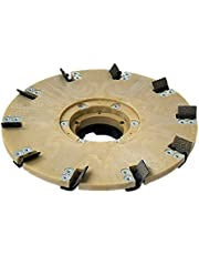 """Diamabrush by Malish 92160120210 16"""" Coating/Mastic Removal Tool for Concrete, 25 Grit, Counter Clockwise with NP9200 Clutch Plate and 1.5"""" Riser"""