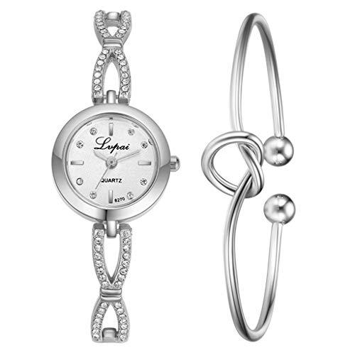 Rishine Women Watch Stainless Steel Fashion Watch Luxury Watch Quartz Watch