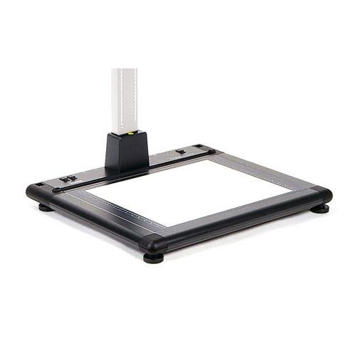 Kaiser 205294 Metal Plate with 4 Round Magnets (Black)