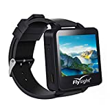 Flysight Real-time Wireless FPV Watch Monitor Audio/Video Remote Control (200RC)