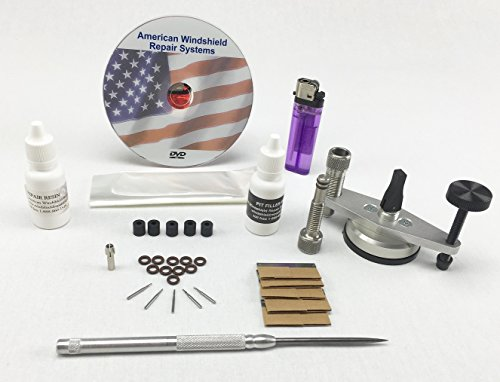 Essentials Windshield Repair Kit by American Windshield Repair Systems (Image #1)