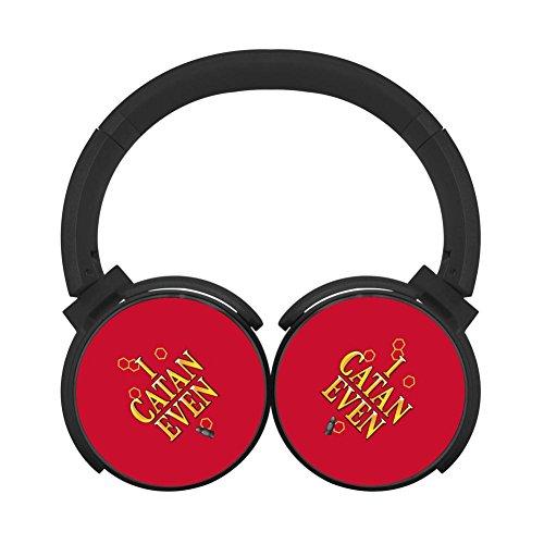 Price comparison product image Hidui Hifi Black Bluetooth I Catan Even Personal Stereo Headphone For Pc / Tv / Phones