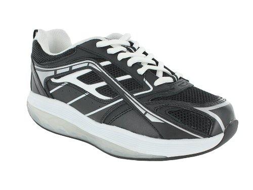 Exersteps Selectie Dames Zwarte Sneakers Zwart