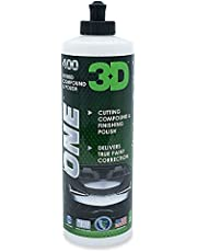 ONE Hybrid compound en polish | snijsamenstelling afwerking en polish | levert echte verfcorrectie | professionele details | 3D
