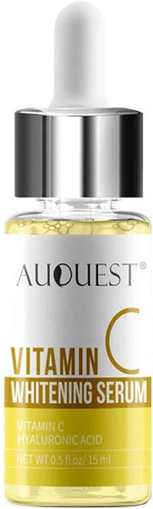 shamrock58 AUQUEST Vitamin C Liquid Serum Anti-Aging Whitening VC Essence Oil Beauty Essence Wrinkle