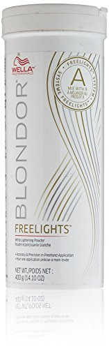 Wella Professionals Blondor Freelights White Lightening Powder, 14.10 Ounce - Wella Blondor Lightening