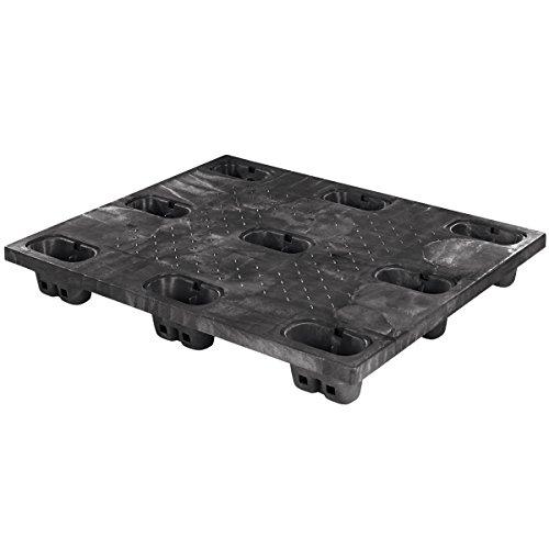 Rackable Plastic Pallet (Buckhorn PM4848060010004 Medium-Duty 48