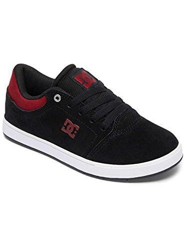 DC Shoes Crisis - Zapatillas Para Chicos 8-16 ADBS100209 Black
