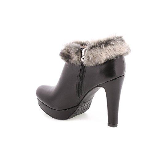 MARIA MARE - 61004 - Dressed Stiefelettenn frau - Größe: 37 - Farbe: Schwarz