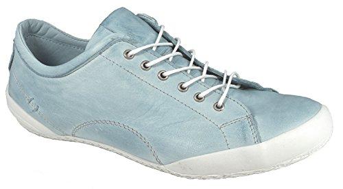 Andrea Conti; Dames Lace Up; 0340559 019 Sterlicht Blue