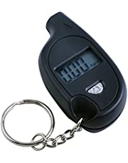 Visenta Digital Tyre Pressure Gauge Portable Mini LCD Tire Air Pressure Checker