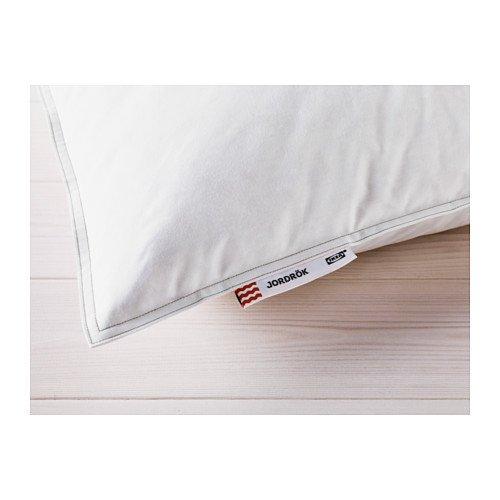 IKEA JORDROK - Almohada, más suave - 50x80 cm: Amazon.es: Hogar