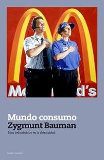 Mundo consumo par Bauman