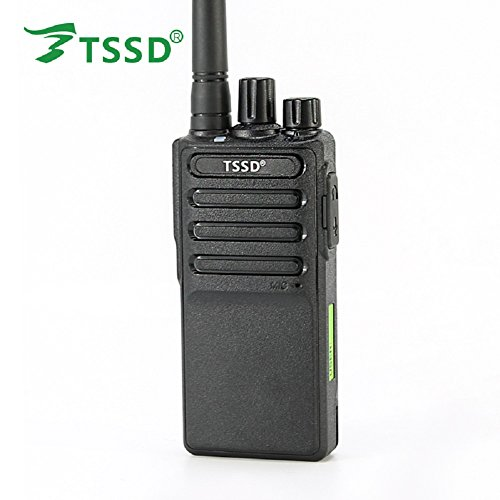 Walkie Talkies for Adults Long Range Two Way Radio Long Distance Outdoor Camping Walkie Talkie New Comfortable Design CTCSS/CDCSS,TSSD K68(Black) by SHIYUAN