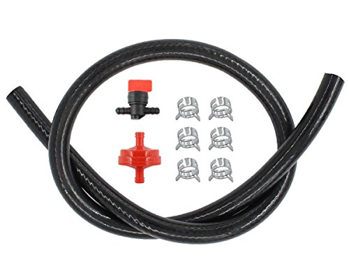 Fuel Gas Line Hose - 1/4