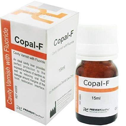 Dental Varnish Fluoride Varnish Copal F Cavity Varnish 15ml Free & Fast Shipping