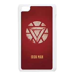 Ipod Touch 4 Phone Case Iron Man FJ76199