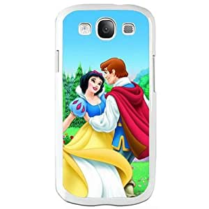 Snow White Samsung Galaxy s3 i9300 White Phone Case Cover LSK1764