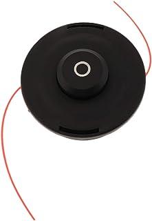 perfk Universal Trimmerspule Zündkerze passend für Rasenmäher - A