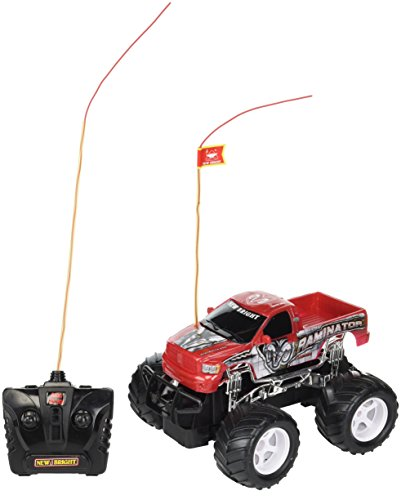 (New Bright Full Function Radio Control 1:24 Scale Monster Truck - Raminator)