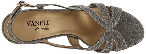 Women's Sandal Dress Platinum Nizza VANELi Maeve Fabric gUqCwx