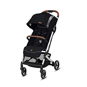 gb-QBit-All-City-Stroller-Velvet-Black