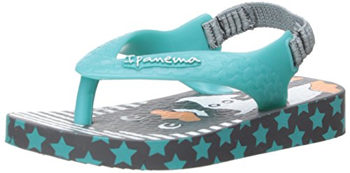 Picture of Ipanema Boys' Dream Baby-K, Grey/Green, 5 M US Toddler