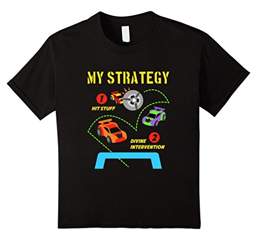 [unisex-child Funny Rocket My Strategy T-shirt Computer Gamer Geek Nerd 10 Black] (Best Nerd Girl Halloween Costume)