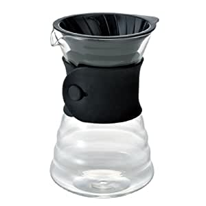 Hario V60 Drip Decanter Pour Over Coffee Maker (700ml)