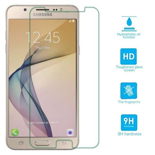 bf1a7be412d Mica de cristal templado Para Samsung J7 Prime: Amazon.com.mx ...