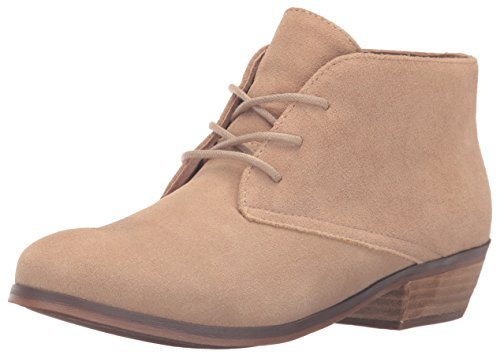 Softwalk Women's Ramsey Boot - Sand Suede - 8 2A(N) US