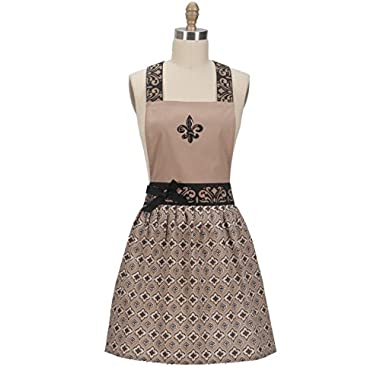 Kay Dee Designs Belle Mayson Embroidered Hostess Apron