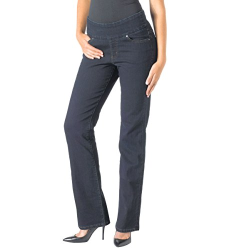 Jag Jeans Women's Paley Boot Pull on Jean, After Midnight...
