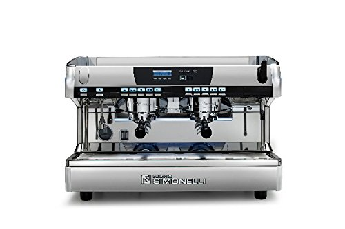 Nuova-Simonelli-Aurelia-II-Volumetric-2-Group-Espresso-Machine