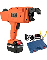 VEVOR Elektrische rebar bindmachine 8 mm-34 mm Dierenbindmachine Rebar draadbinder automatisch handheld snel apparaat