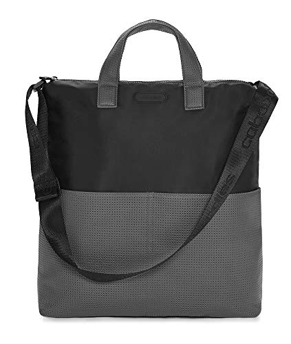 Caboodles Active by Simone Biles Essential Tote, Gym & Travel Bag, Padded Computer Bag with Easy Access Pockets