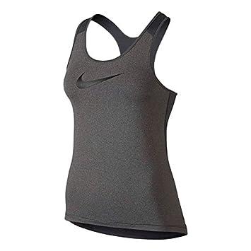 d1403bec8cfab Nike Women's Pro Dry Training Tank Ladies Tanktop, Grey/White, XS-32