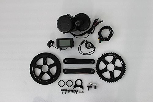 Electric Bike Bafang 8fun Mid Drive Crank Motor 48V 750W BBS02