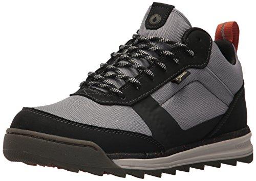 Kensington Slate (Volcom Men's Kensington GTX Boot Winter, Slate Grey, 8 US/8 D US)