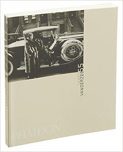 Book James Vanderzee 55 (Phaidon)