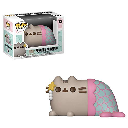 Funko- Pop Pusheen Mermaid, Multicolor (fk34105)