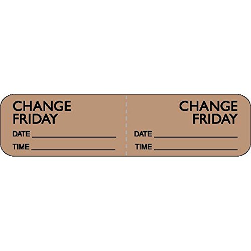 I.V. Daily Change Labels Friday by CeilBlue (Image #1)