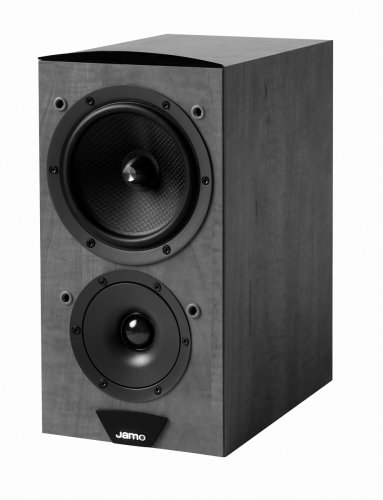 Jamo C603 Full Range Compact Speakers (Pair, Black)