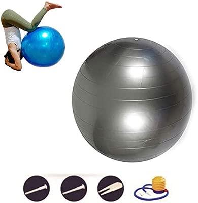Haojiechunxiang Fitness Ball Juego de Pelota de Yoga Espesado a ...