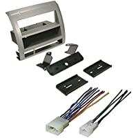 CAR RADIO STEREO CD PLAYER DASH INSTALL MOUNTING KIT HARNESS FOR TOYOTA TACOMA